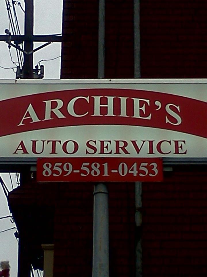 Archie's Auto Service